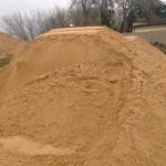 piach budowlany